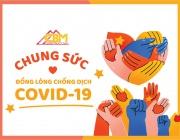Công Đoàn CBM gây quỹ quyên góp, ủng hộ CBNV bị ảnh hưởng bởi dịch COVID-19