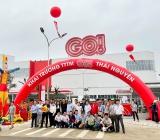 Chúc Mừng TTTM và Siêu Thị GO! Thái Nguyên Chính Thức Khai Trương